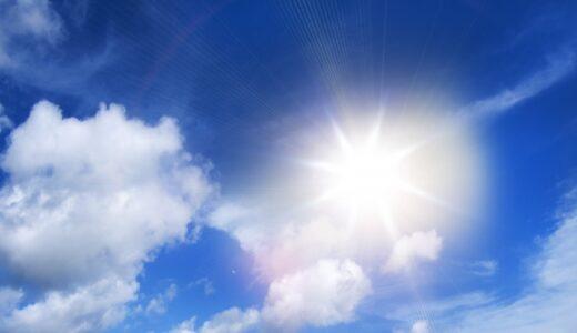 夏至は、太陽のバースデイ・太陽の元旦